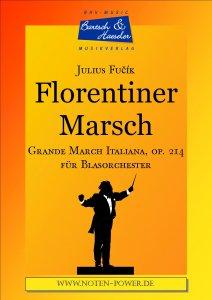 Florentiner Marsch, op.214