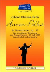 Annen-Polka, op. 117