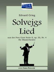 Solvejgs Lied, op. 55, Nr. 4