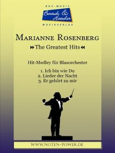Marianne Rosenberg -The greatest Hits-
