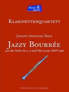 Jazzy Bourrée, BWV 996
