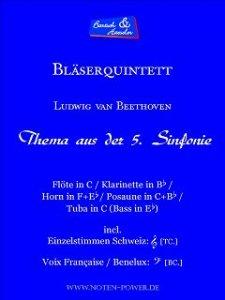 Thema aus der 5. Sinfonie
