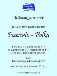 Pizzicato Polka, op. 234