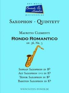 Rondo Romantico op. 36, Nr. 5