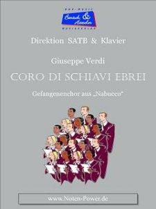 CORO DI SCHIAVI EBREI (Gefangenenchor)