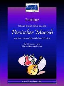 Persischer Marsch, op. 289