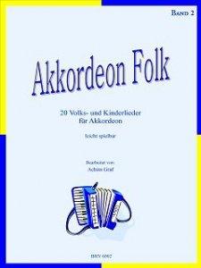 Akkordeon Folk, Bd. 2