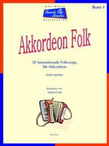 Akkordeon Folk, Bd. 1