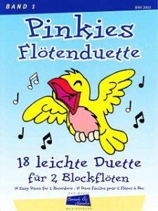 Pinkies Flötenduette, Band 1