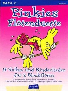 Pinkies Flötenduette, Band 2