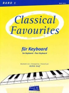 Classical Favourites, Bd. 1
