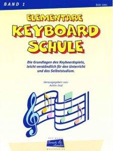 Elementare Keyboardschule, Bd. 1
