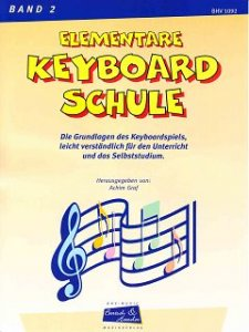 Elementare Keyboardschule, Bd. 2