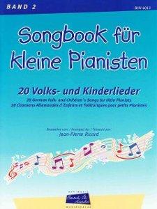 .Songbook für kleine Pianisten, Bd. 2