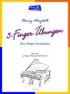 5-Finger Übungen