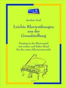 .Leichte Klavierübungen aus der Grundstellung