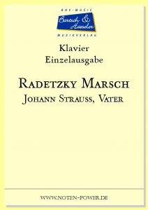 Strauss, Radetzky Marsch
