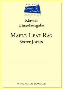 Joplin, S., Maple Leaf Rag
