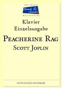 Joplin, S., Peacherine Rag
