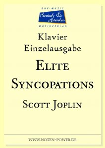 Joplin, S., Elite Syncopations