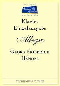 Händel, Allegro
