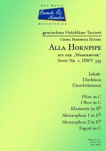 Alla Hornpipe HWV 349