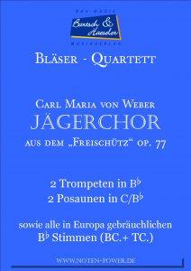 Jägerchor, op.77