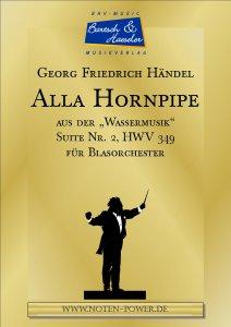 Alla Hornpipe, HWV 349