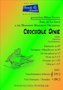 Crocodile Dixie