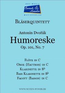 Humoreske, op.101, No.7