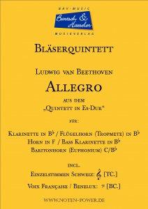 Allegro, Beethoven