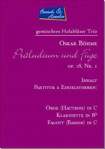 Präludium und Fuge, op. 28, Nr. 1