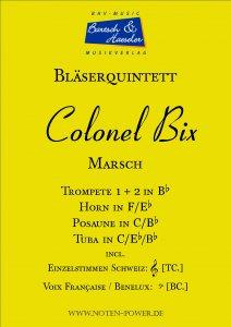 Colonel Bix