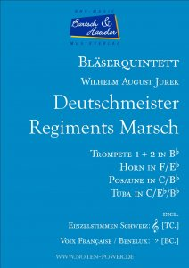 Deutschmeister Regiments Marsch