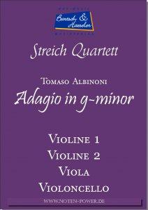 Adagio in g-minor