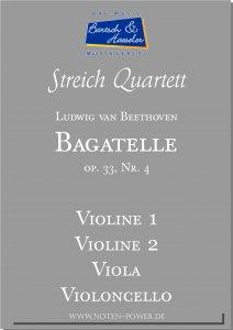 Bagatelle, op.13, Nr. 4