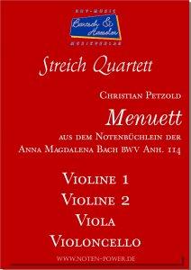 Menuett, BWV Anh. 114