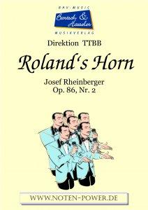 Roland`s Horn, op. 86, Nr. 2