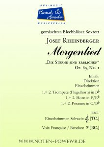 Morgenlied, op. 69, Nr. 1