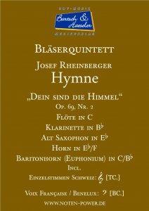 Hymne, op. 69, Nr. 2