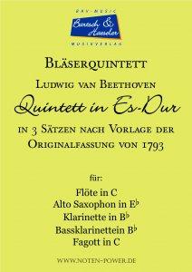 Quintett in Es-Dur