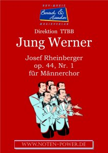 Jung Werner, Op. 44, Nr. 1