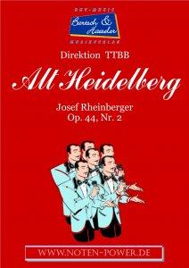 Alt Heidelberg, op. 44, Nr. 2