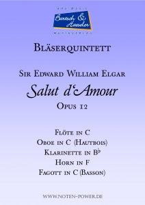 Salut d`Amour, op. 12