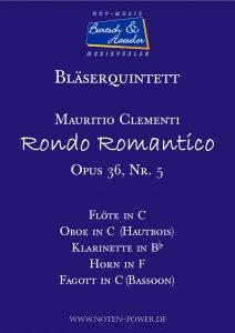 Rondo Romantico, Op. 36, Nr. 5