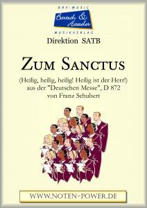 Zum Sanctus