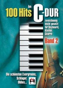 100 Hits in C Dur, Bd. 2
