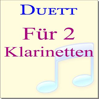 Klarinetten Duette