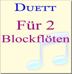 Blockflöten Duette