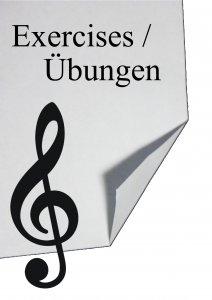 Instrumental Übungen